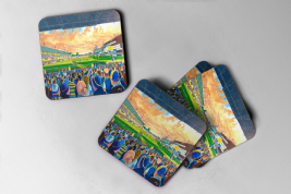 wilderspool  Coaster set of four